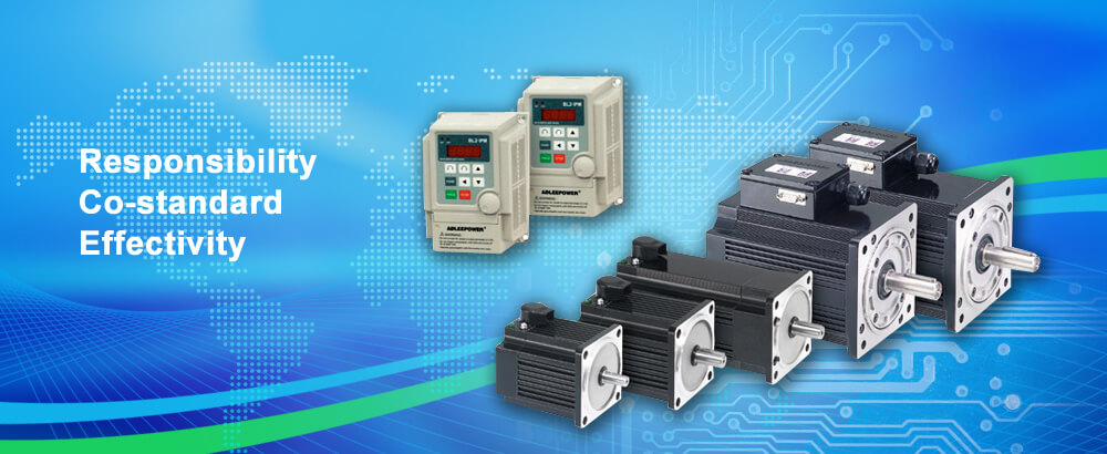 Brushless DC Motors With AC Drive